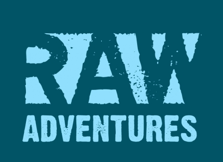 RAW Adventures logo