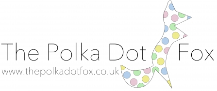 The Polka Dot Fox logo
